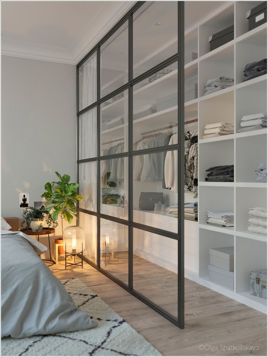 Chic And Inspiring Bedroom Closet Designs