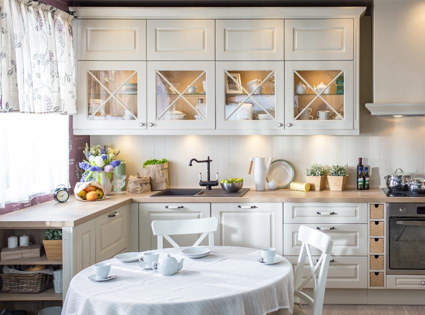 Clever kitchen end of cabinet storage ideas for Idea design casa