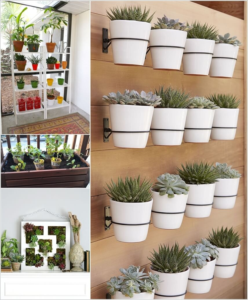 Hack IKEA Products for Making Mini Gardens