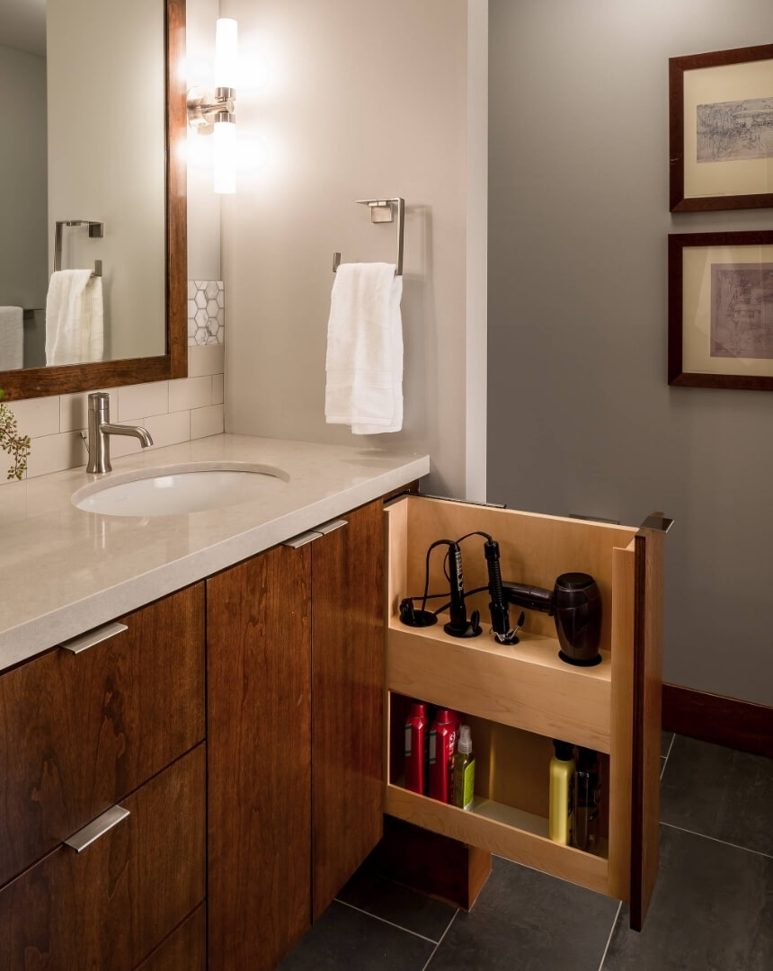 10 Clever Hidden Bathroom Storage Ideas