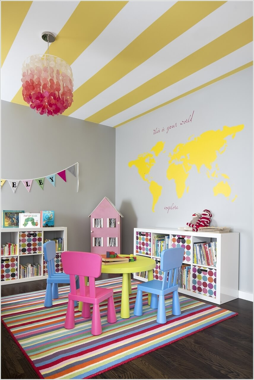 Invest In Bookcases From IKEA That Are Ground Hugging And Easier For Kids  To Reach