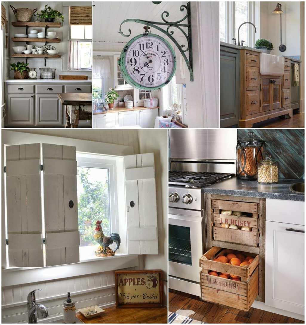 Wonderful Farmhouse Kitchen Decor Ideas
