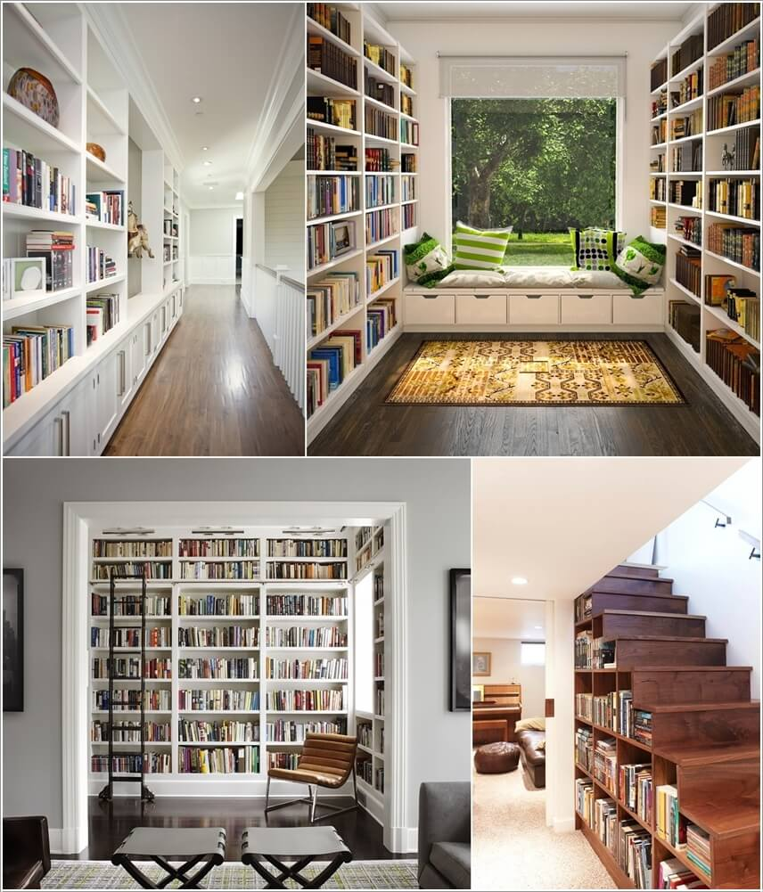 45 Design Ideas Of Amazing Home Libraries: 12 Home Libraries That Will Take Your Breath Away