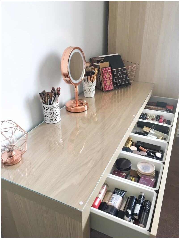 10 Clever Diy Makeup Storage Ideas