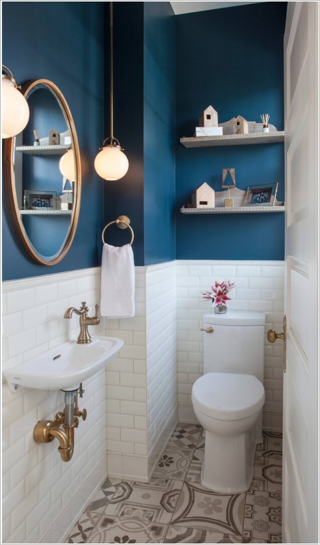 Ideas to Perk Up Your Powder Room