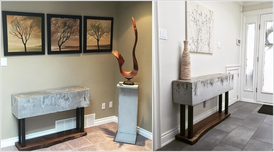 Bring Life to Your Entryway with these Console Tables