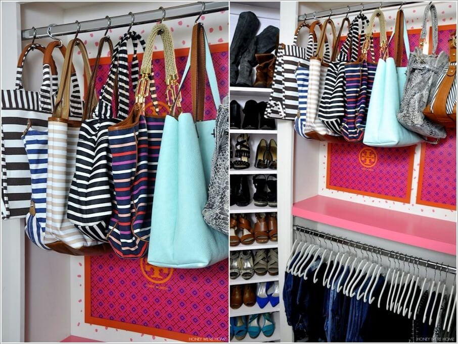 How To Organize Your Closet With Baskets