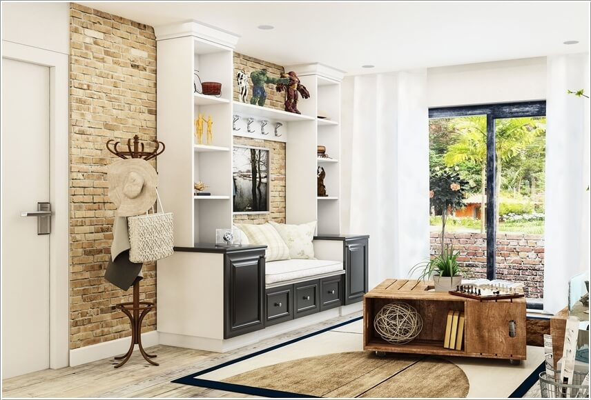 Clever Storage Ideas for a Small Apartment