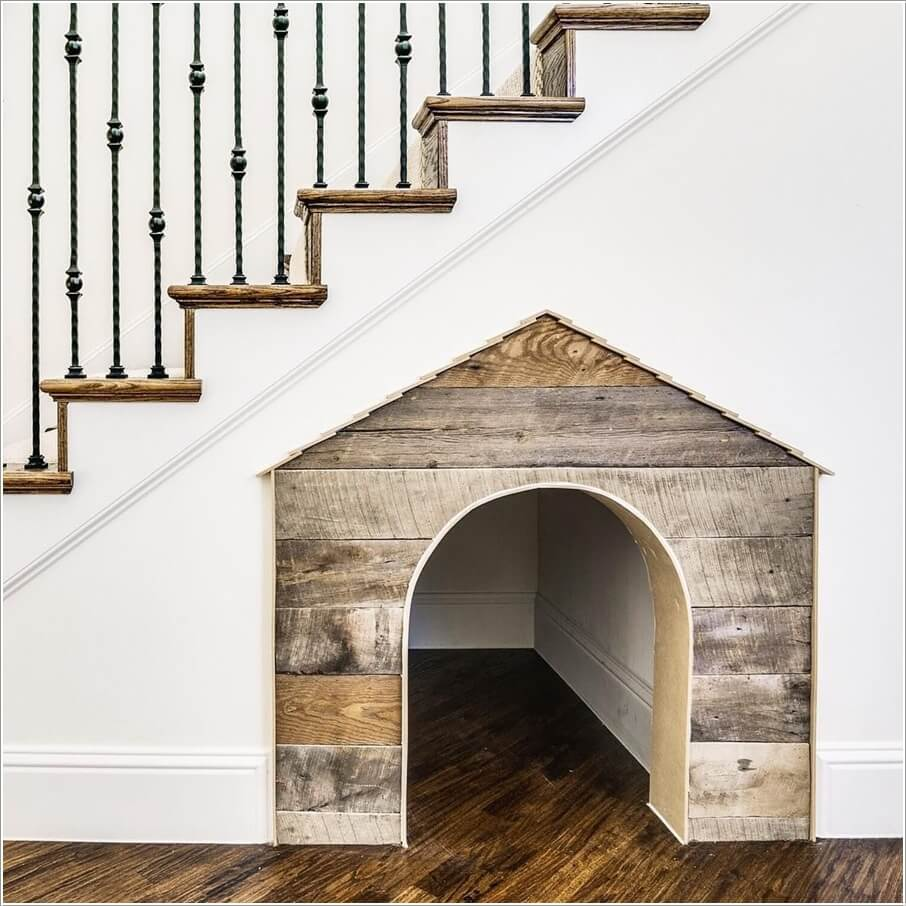 Ideas for The Space Under The Stairs
