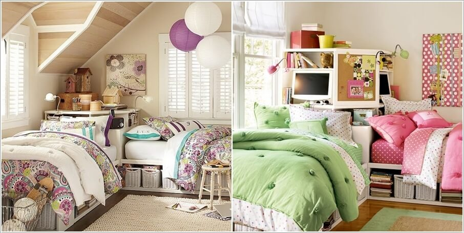 Ideas for Decorating a Bedroom for Twins