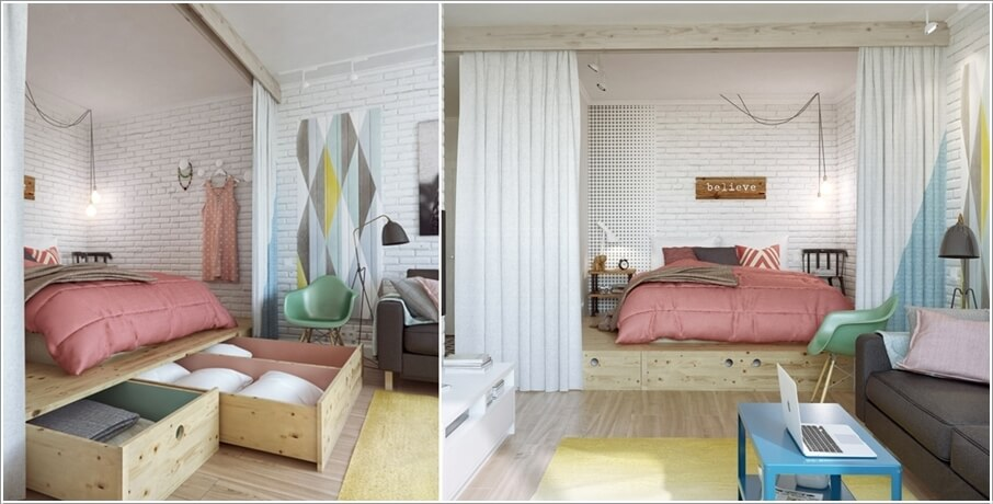 10 Ways to Store More in Your Bedroom