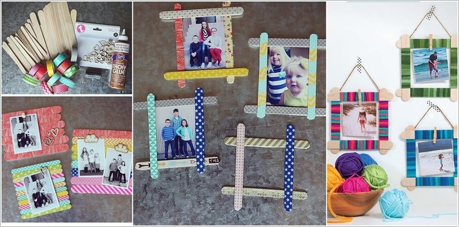 10 Fun Popsicle Stick Crafts