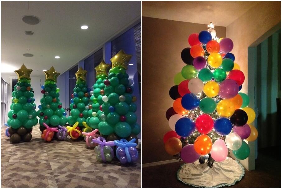 10 Creative Christmas Tree Ideas
