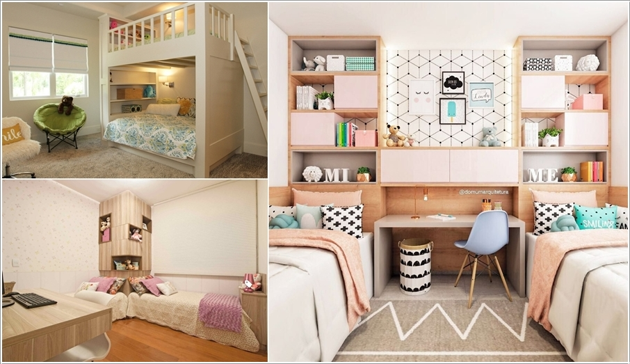 Tips to Add Built-ins to a Kids Room