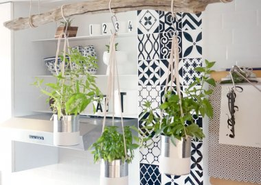 Great Kitchen Herb Garden Ideas