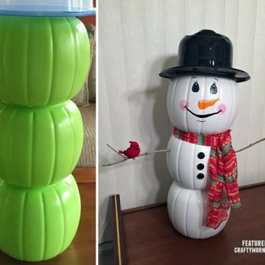 10 Fun Snowman Projects to Try This Winter