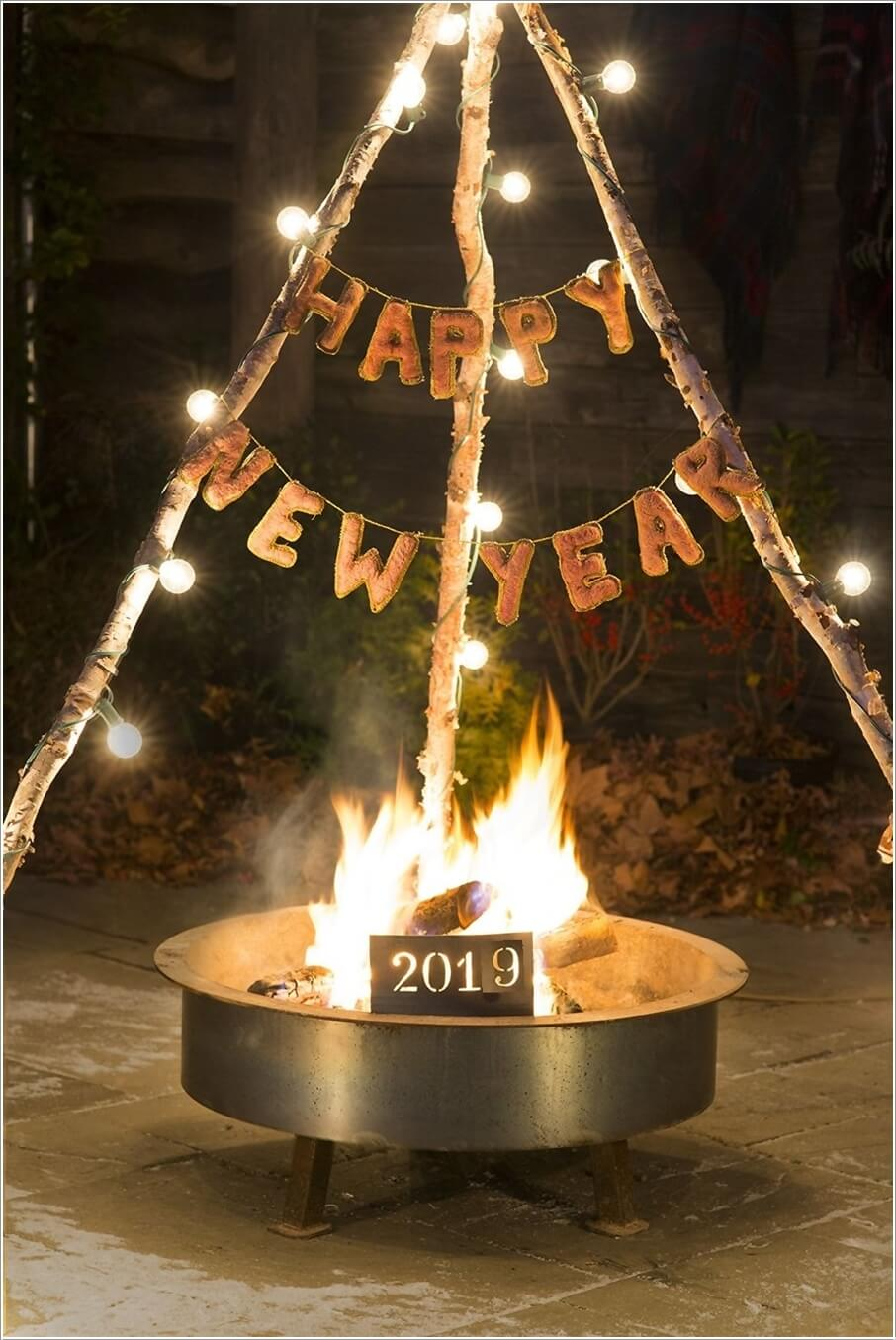 New Year's Eve Party Decoration