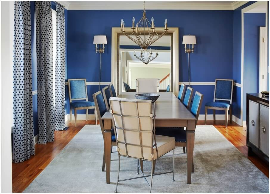 Ways to Decorate with Blue and White