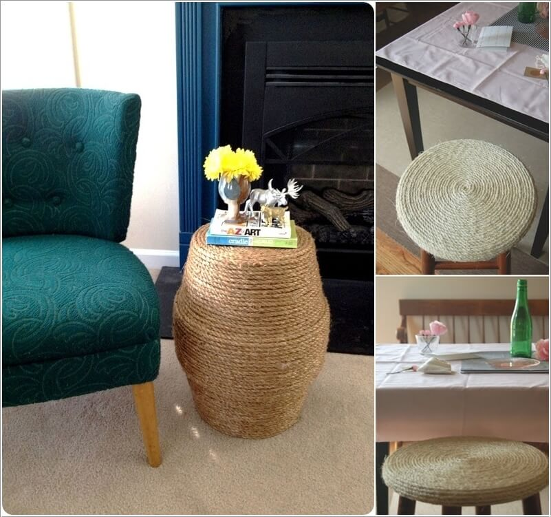 DIY Sisal Rope Projects for Your Home