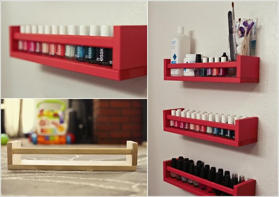 Ways to Use IKEA Spice Racks