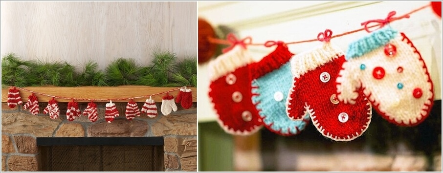 10 Fun and Creative Christmas Garlands