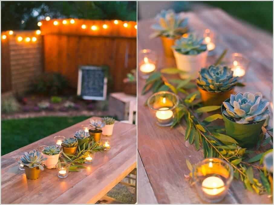 Backyard Party Decor Ideas
