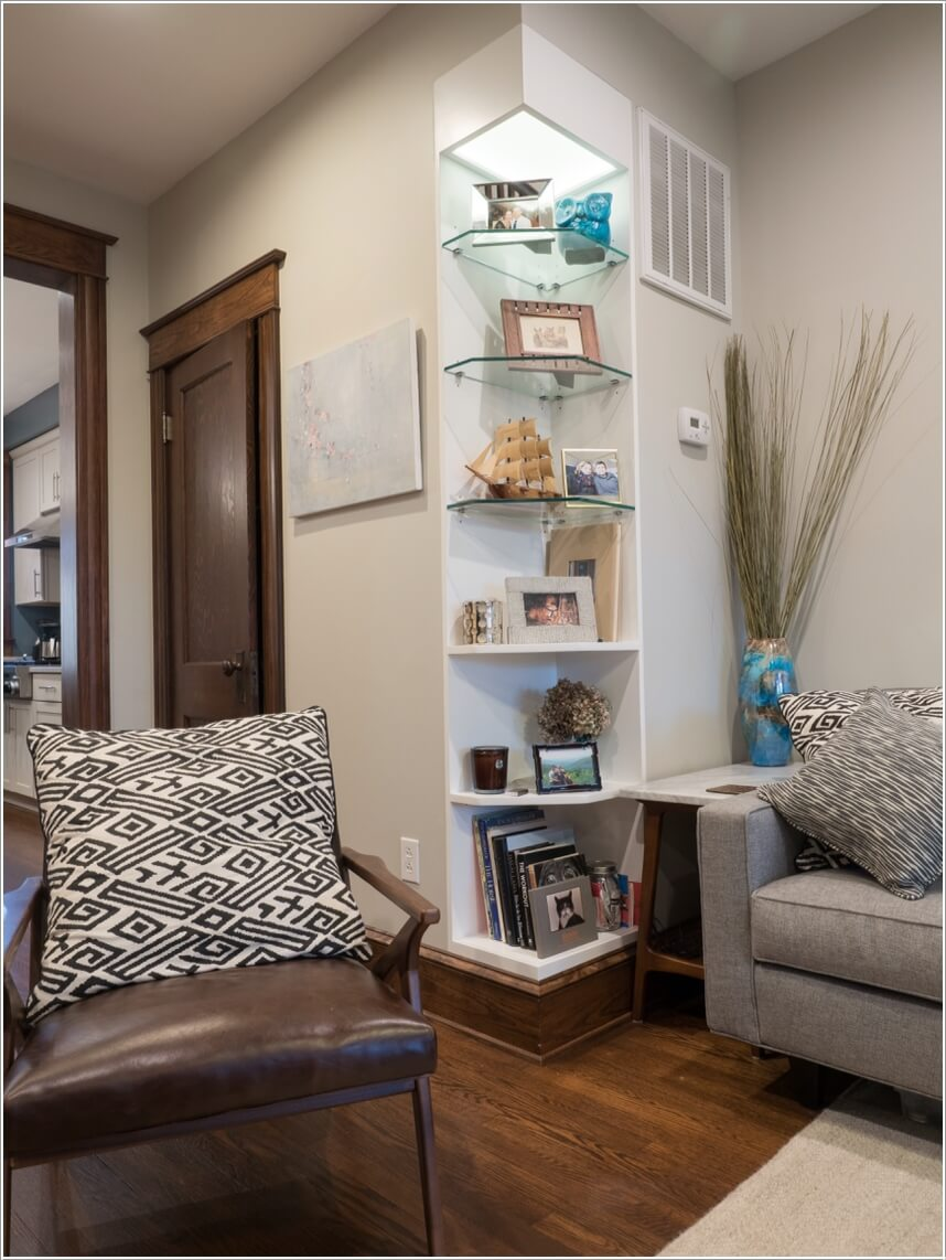 Clever Built-in Ideas for Small Rooms