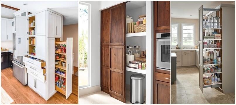Kitchen Pantry Cabinet Ideas