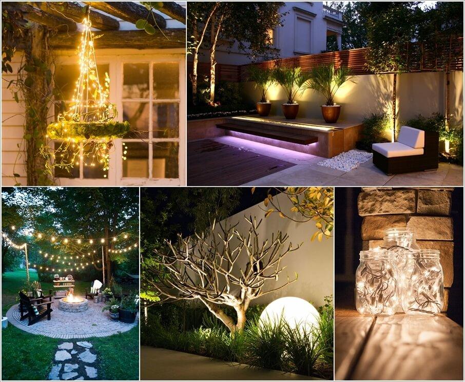 10 Backyard Lighting Ideas for Your Home
