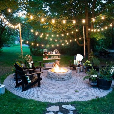 10 Backyard Lighting Ideas for Your Home