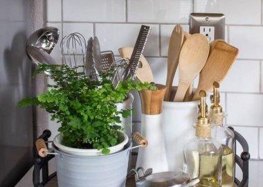10 Clever Kitchen Counter Storage Ideas