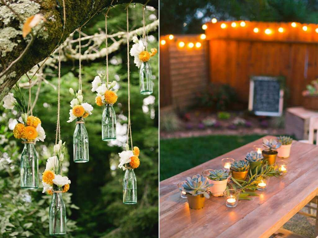 10 Cheerful Backyard Party Decor Ideas