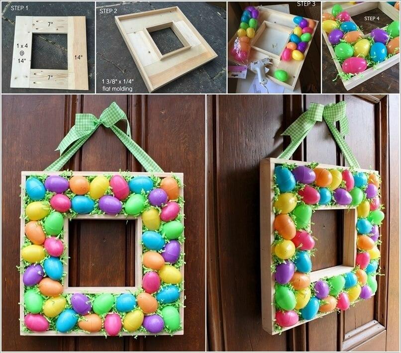 Wood Easter crafts
