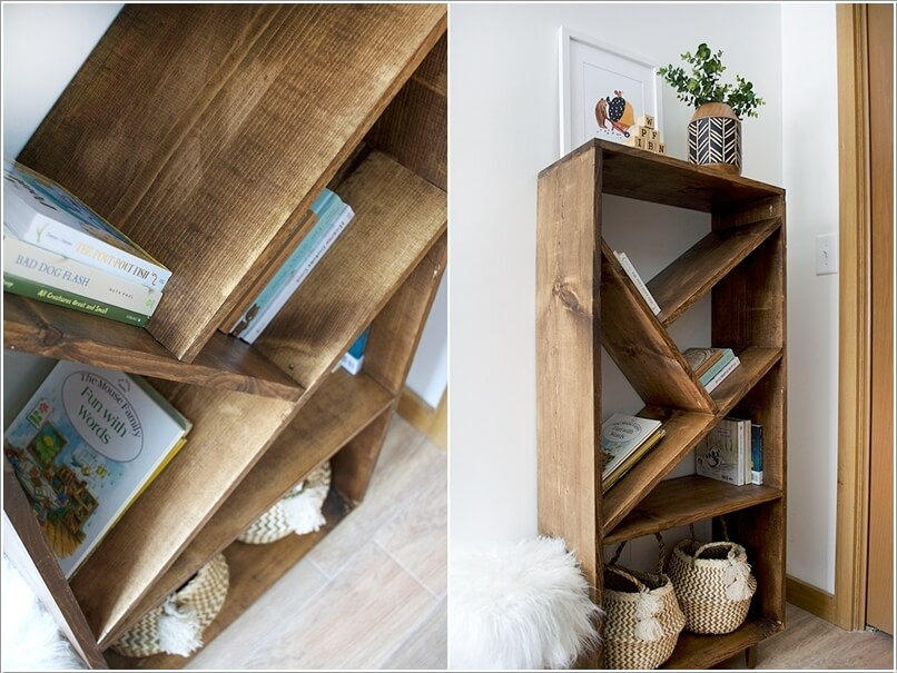 Home Office Shelf Ideas