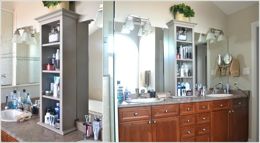 Bathroom Vanity Storage Ideas