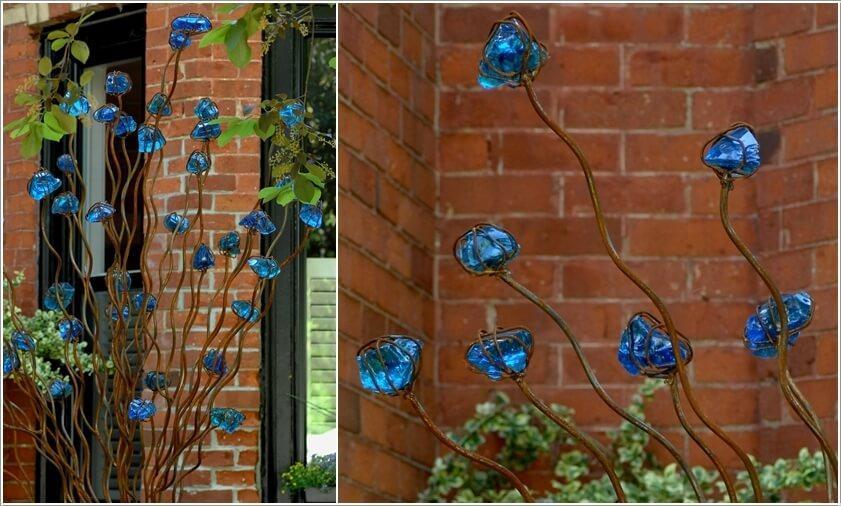DIY Yard Art