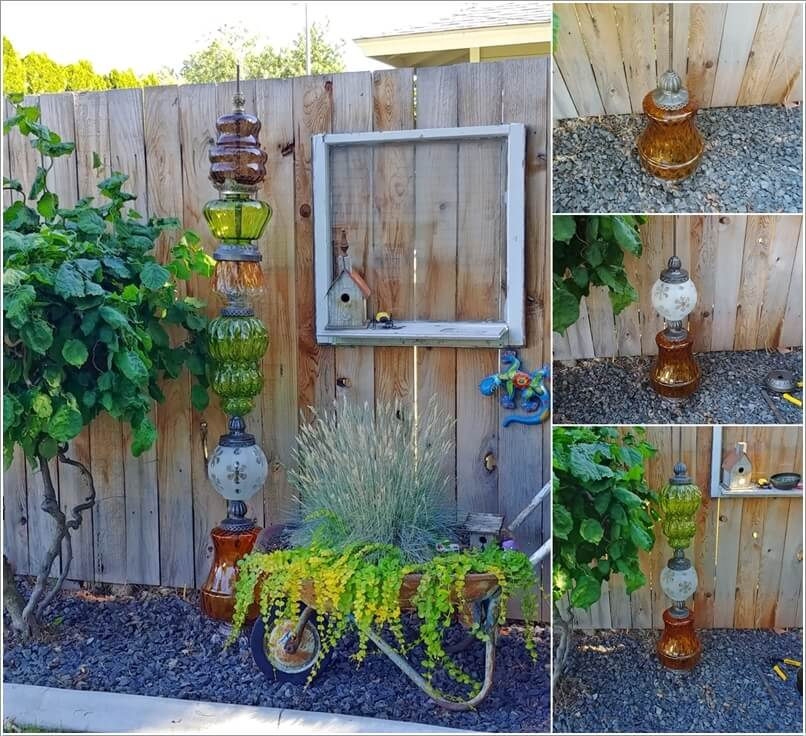 Diy Yard Art Ideas For You To Try
