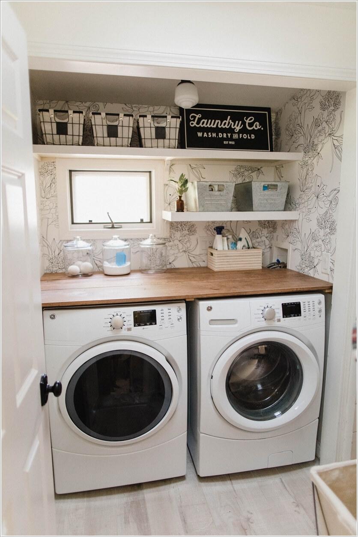 Laundry Room Improvement Ideas