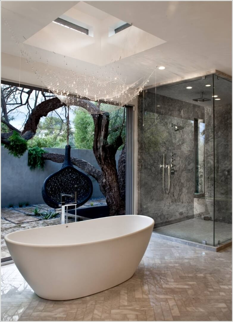 Ideas to Decorate Your Home with Netting