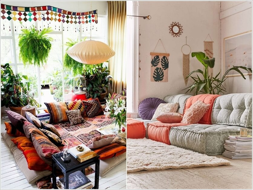 Ways To Design A Bohemian Living Room