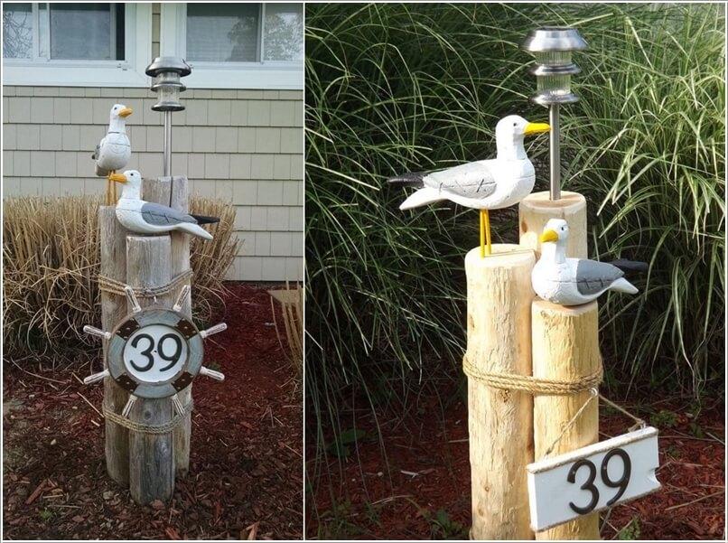 Coastal Decor Ideas for Your Home's Outdoor