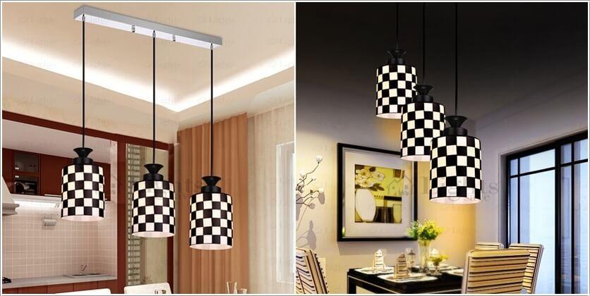 Ideas to Decorate Your Home with Check Pattern
