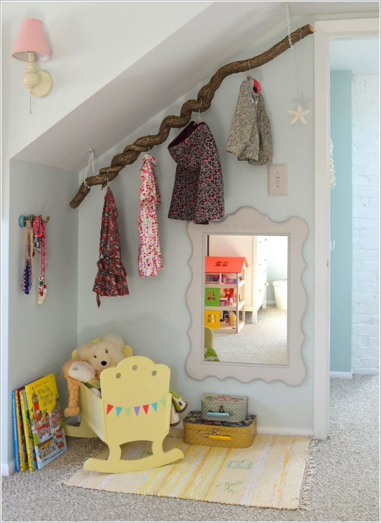Kids Clothing Rack