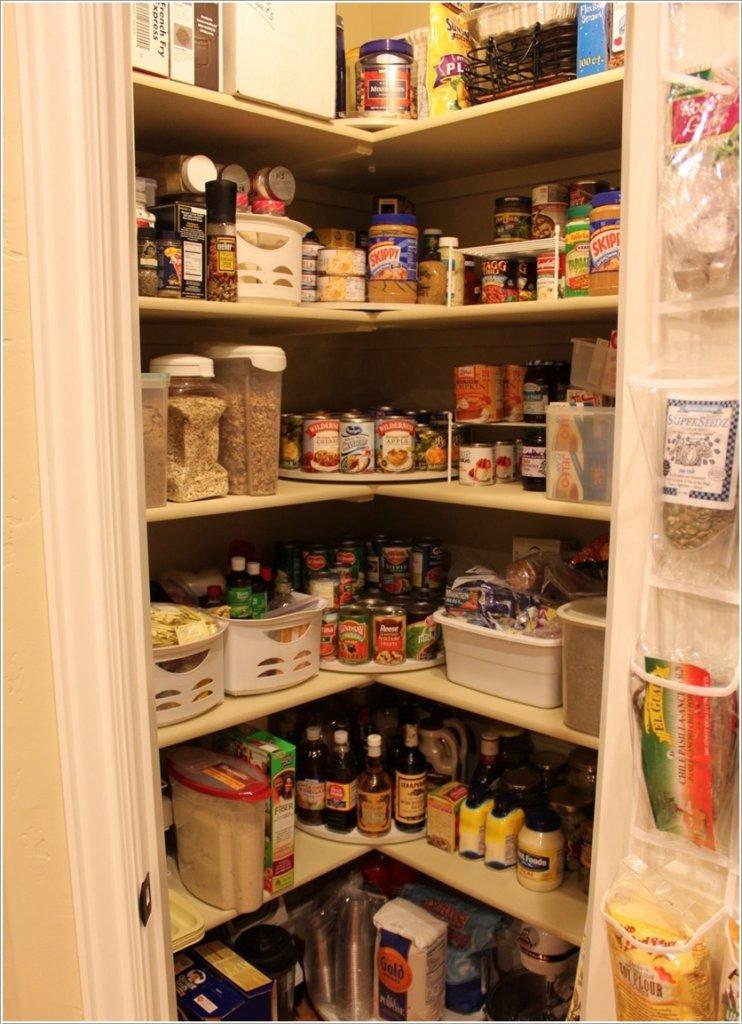 DIY Corner Storage Ideas