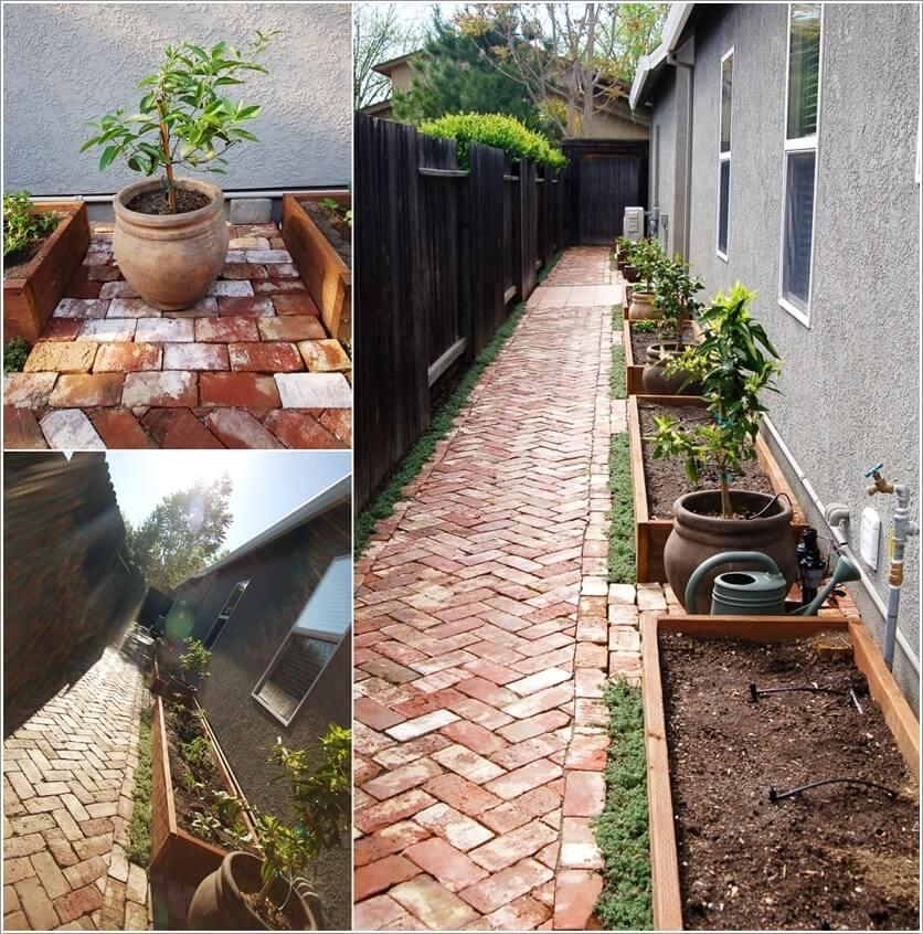 DIY Brick Projects