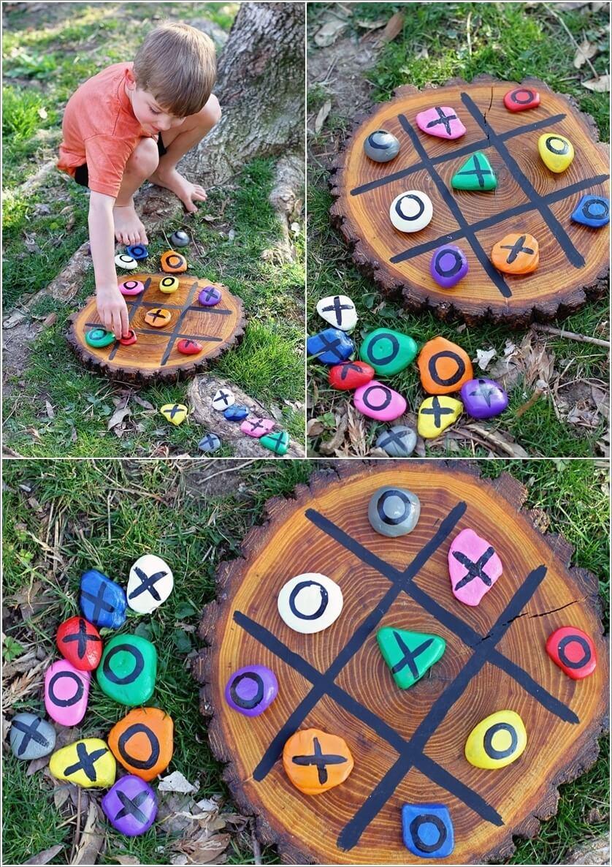 Rock Art Ideas for Your Garden