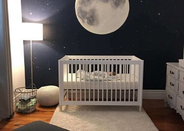 Nursery Wall Decor Ideas