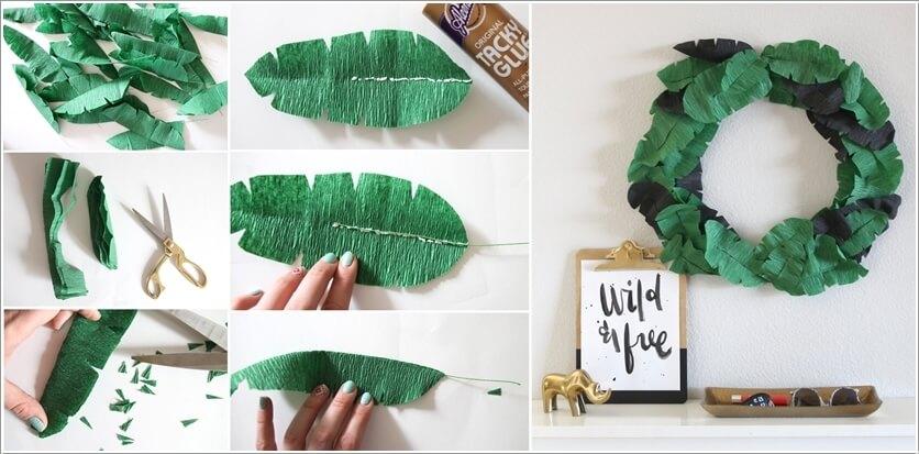 DIY Crepe Paper Decorations