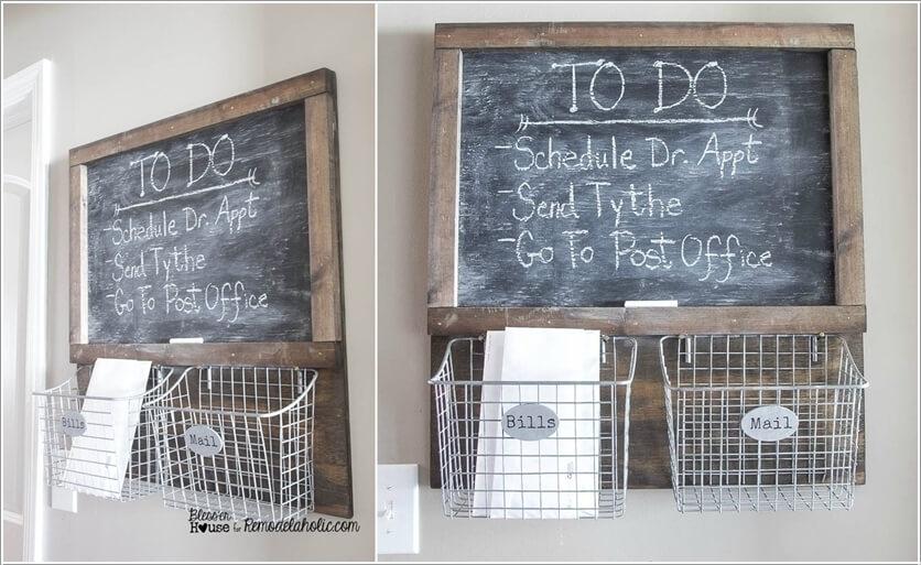Decorate with Locker Baskets