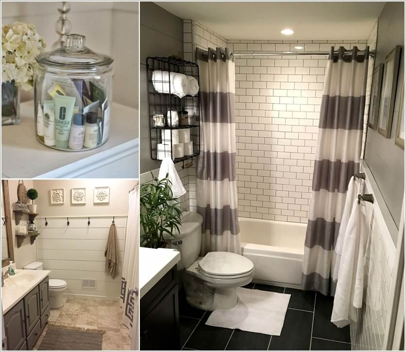 15 Wonderful Ideas For Your Guest Bathroom